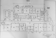поэтажный план здания 1